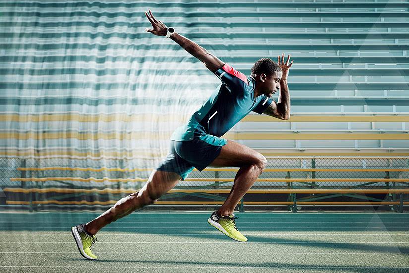 best men workout clothing brand new balance - Luxe Digital