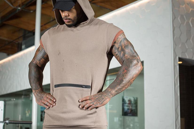 best men workout clothing brand PAIZH - Luxe Digital