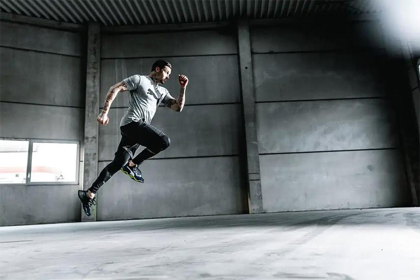 best men workout clothing brand puma - Luxe Digital