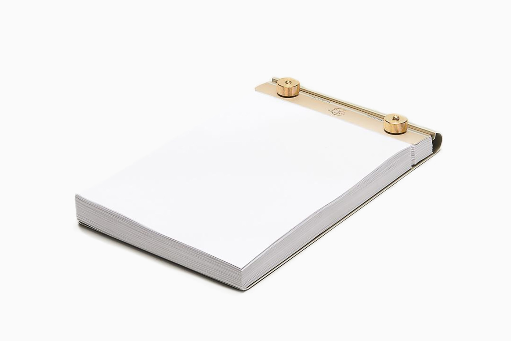 best home office setup luxury notepad - Luxe Digital