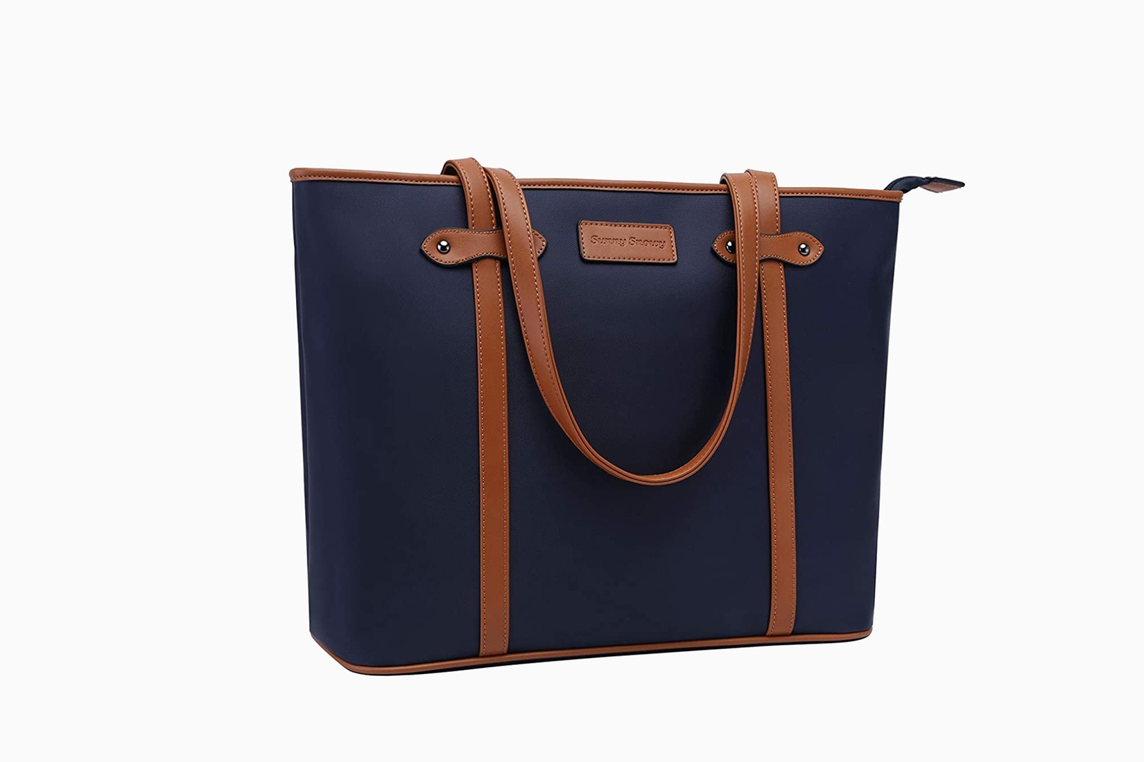 best travel tote bags women laptop - Luxe Digital
