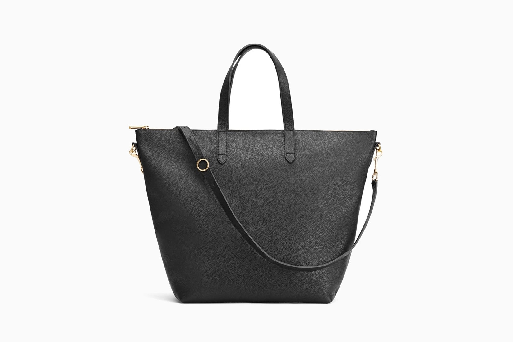 best travel tote bags women large cuyana - Luxe Digital