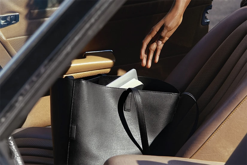 best travel tote bags women leather - Luxe Digital