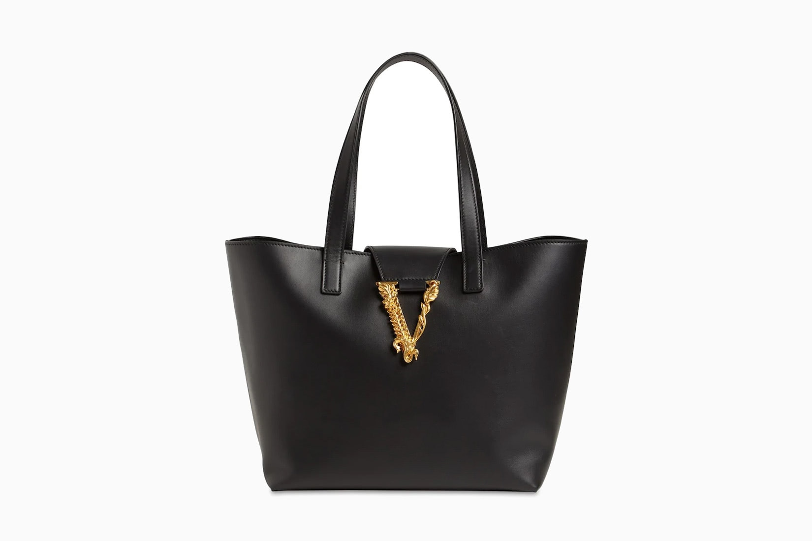 best travel tote bags women stylish versace review - Luxe Digital