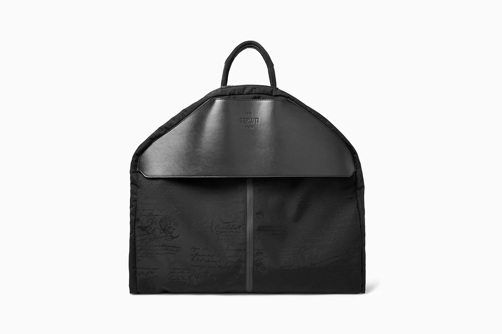 best garment bags expensive berluti review - Luxe Digital