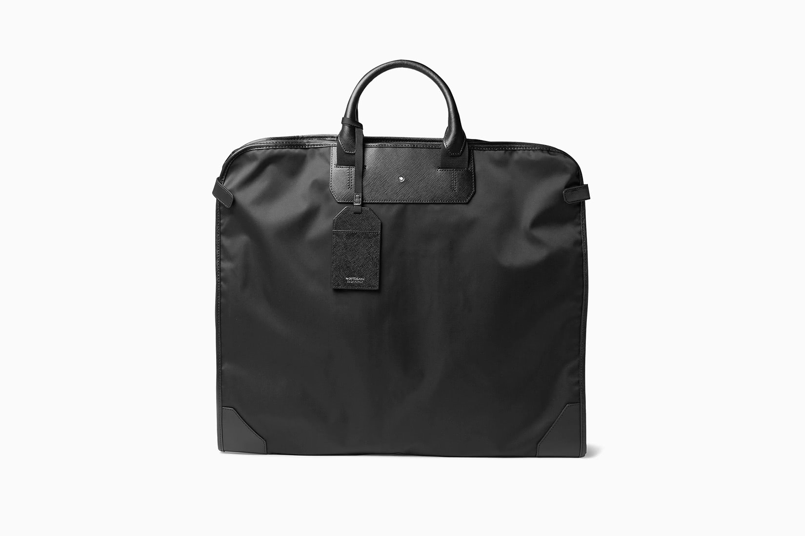 best garment bags high-end montblanc sartorial review - Luxe Digital