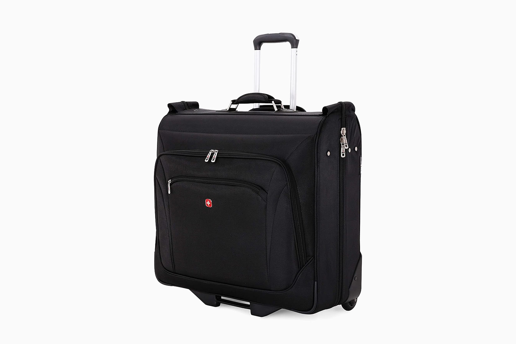 best garment bags rolling suitcase swissgear review - Luxe Digital