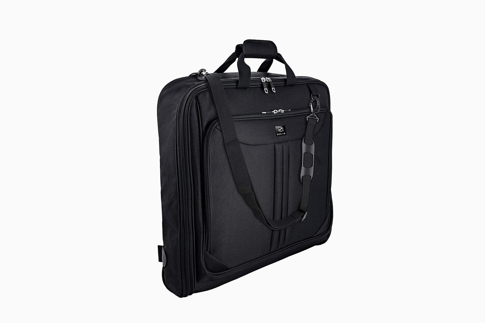 best garment bags value zegur review - Luxe Digital