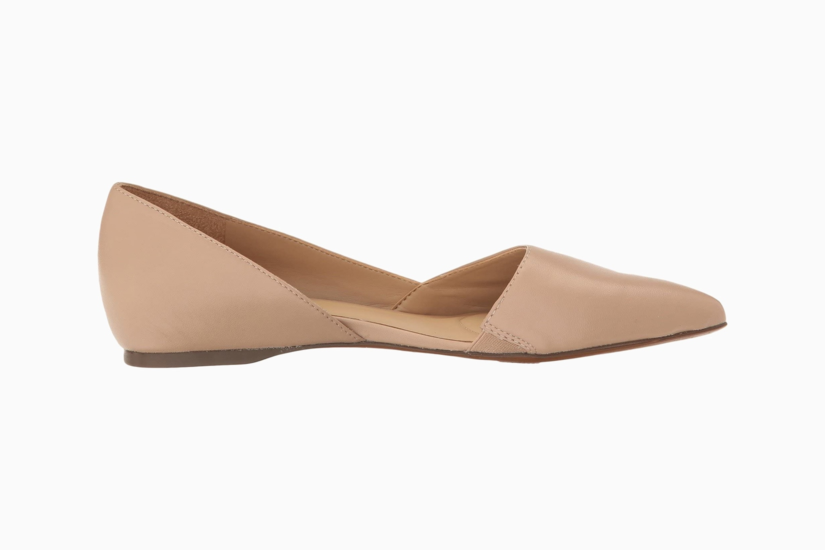 most comfortable flats women breathable naturalizer review - Luxe Digital