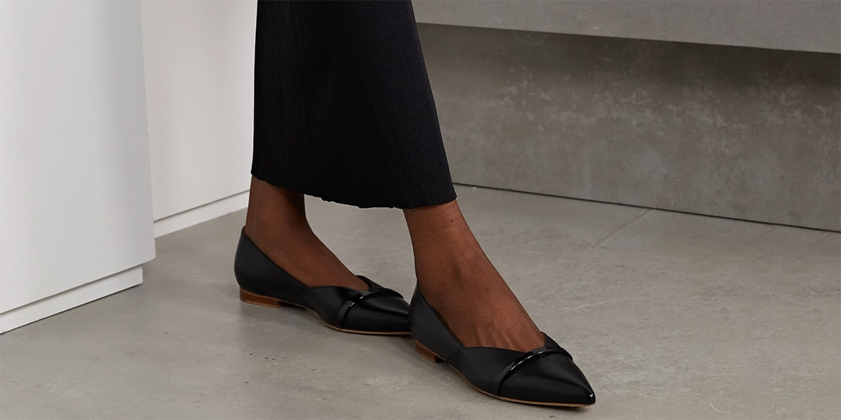 most comfortable flats women - Luxe Digital