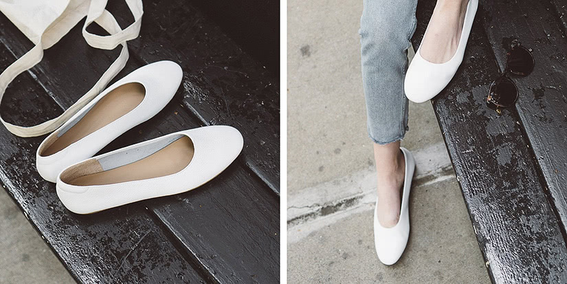 most comfortable flats women oliver cabell review - Luxe Digital