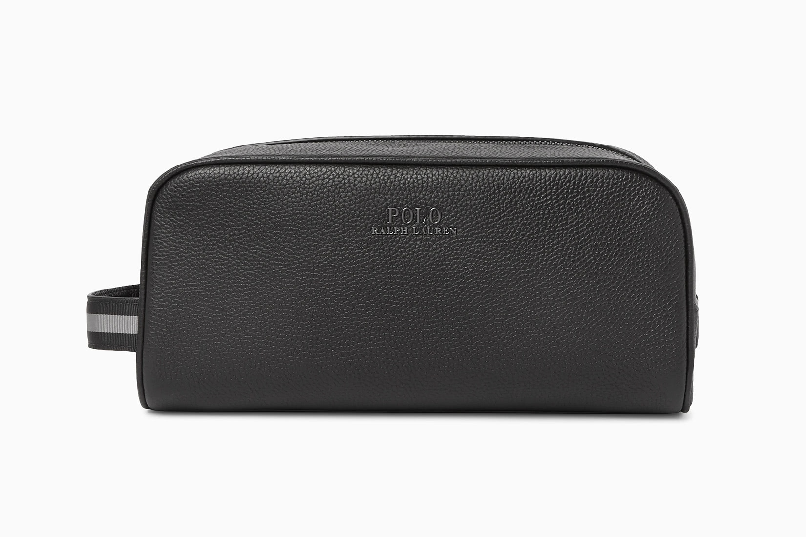 best dopp kit men leather ralph lauren review - Luxe Digital