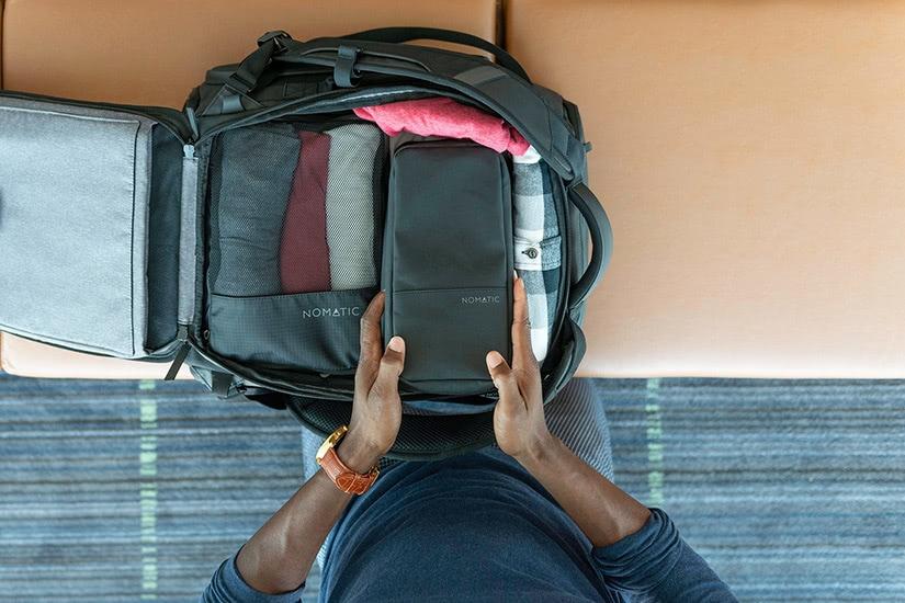best dopp kit toiletry bags nomatic men - Luxe Digital