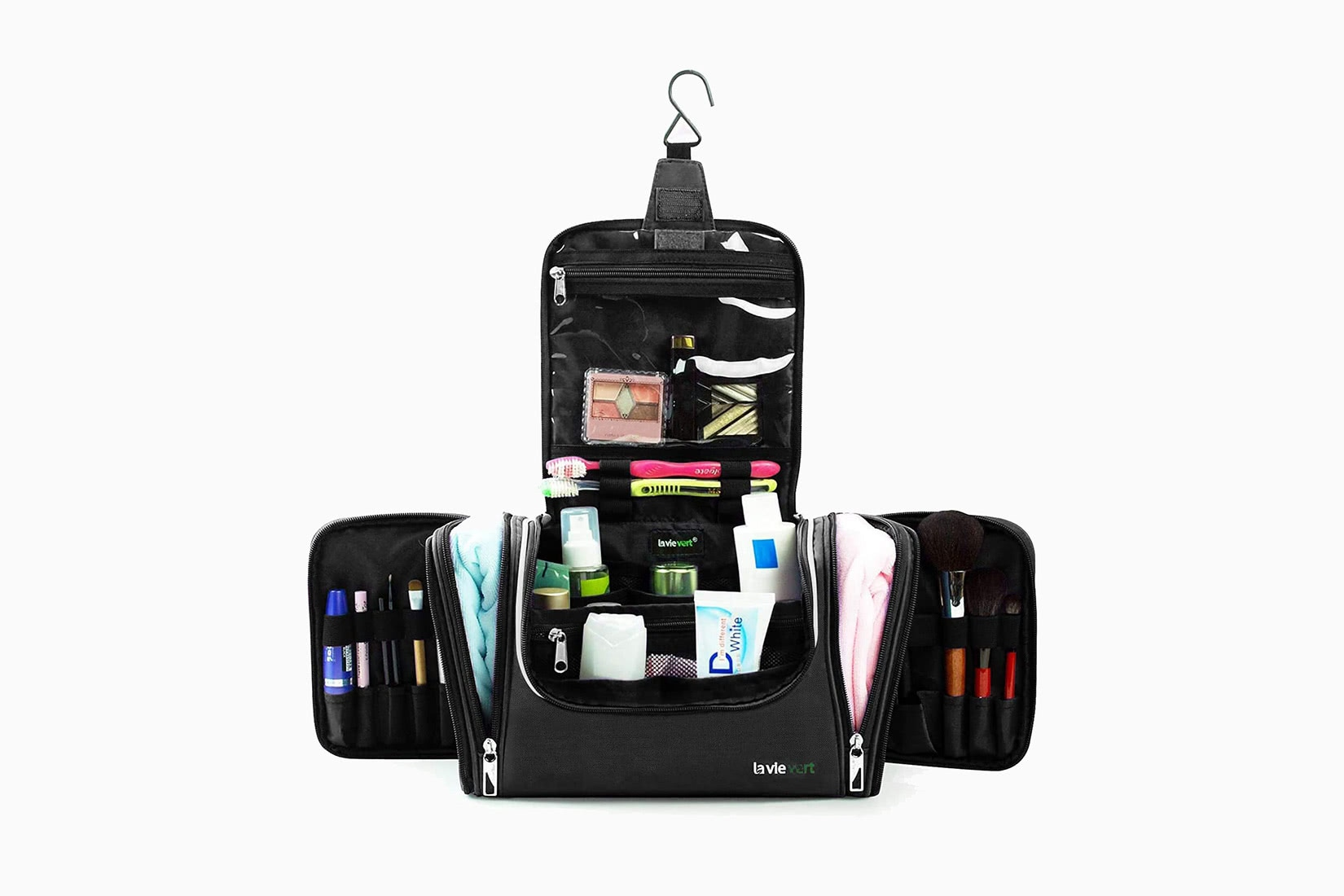 best toiletry bag women travel case lavievert - Luxe Digital