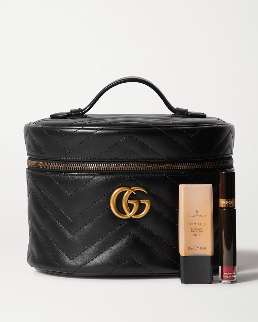 best toiletry bags women luxury - Luxe Digital