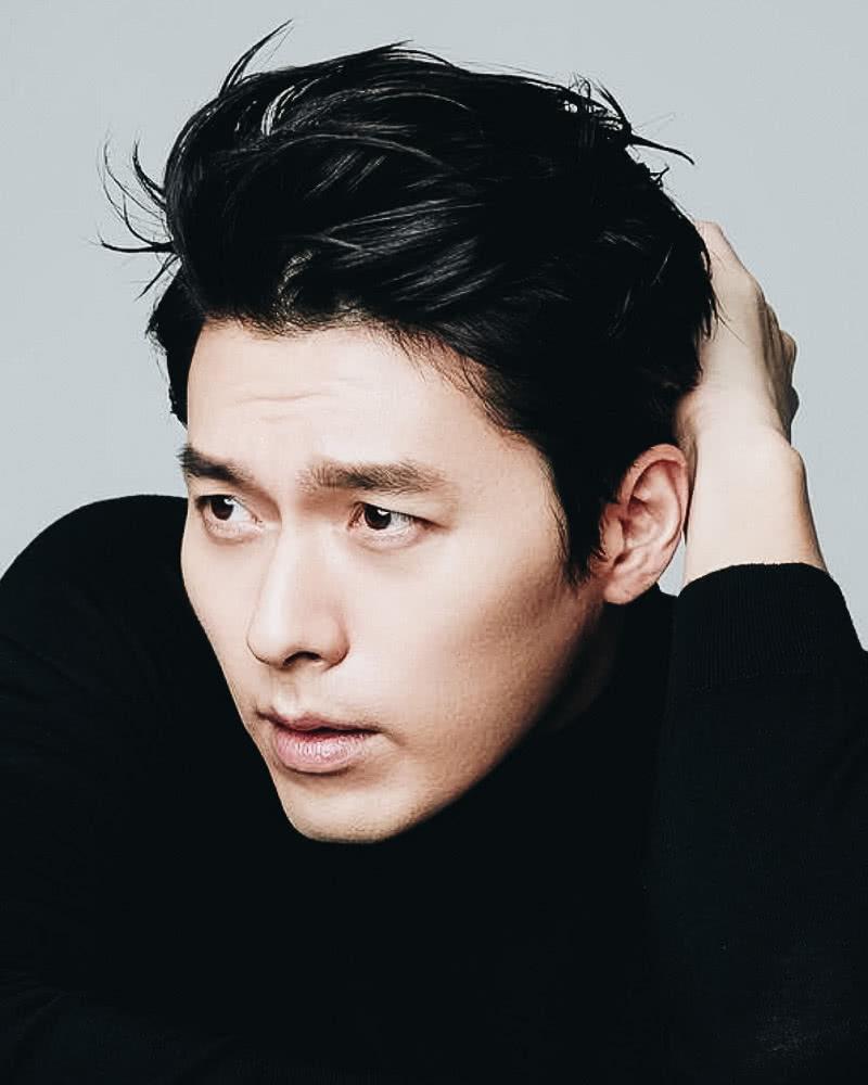 best long hairstyles men korean hyun bin - Luxe Digital