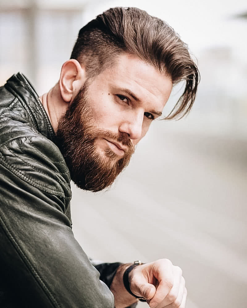 best long hairstyles men undercut - Luxe Digital
