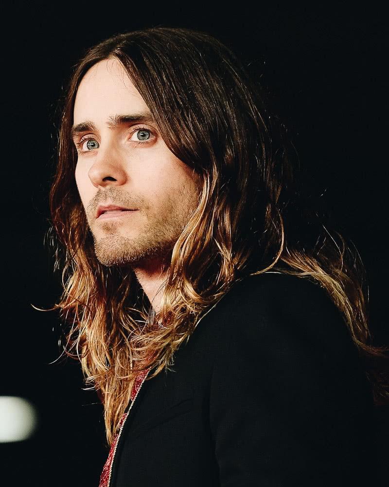 best long hairstyles men very long jared leto - Luxe Digital