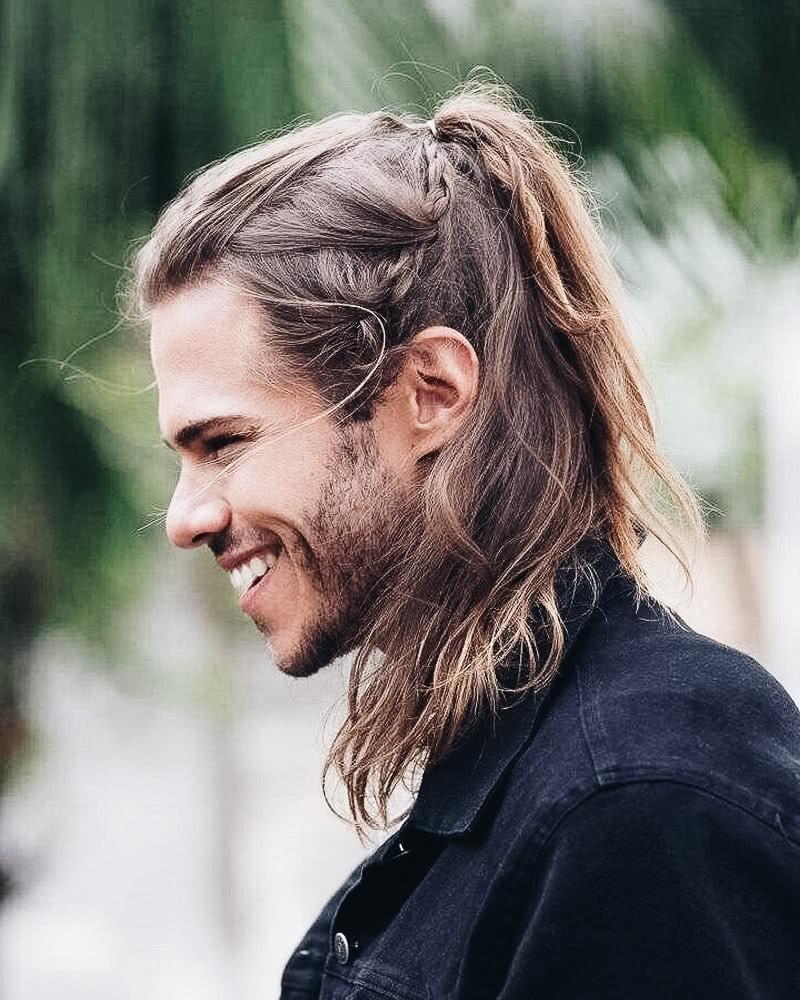 best long hairstyles men viking - Luxe Digital