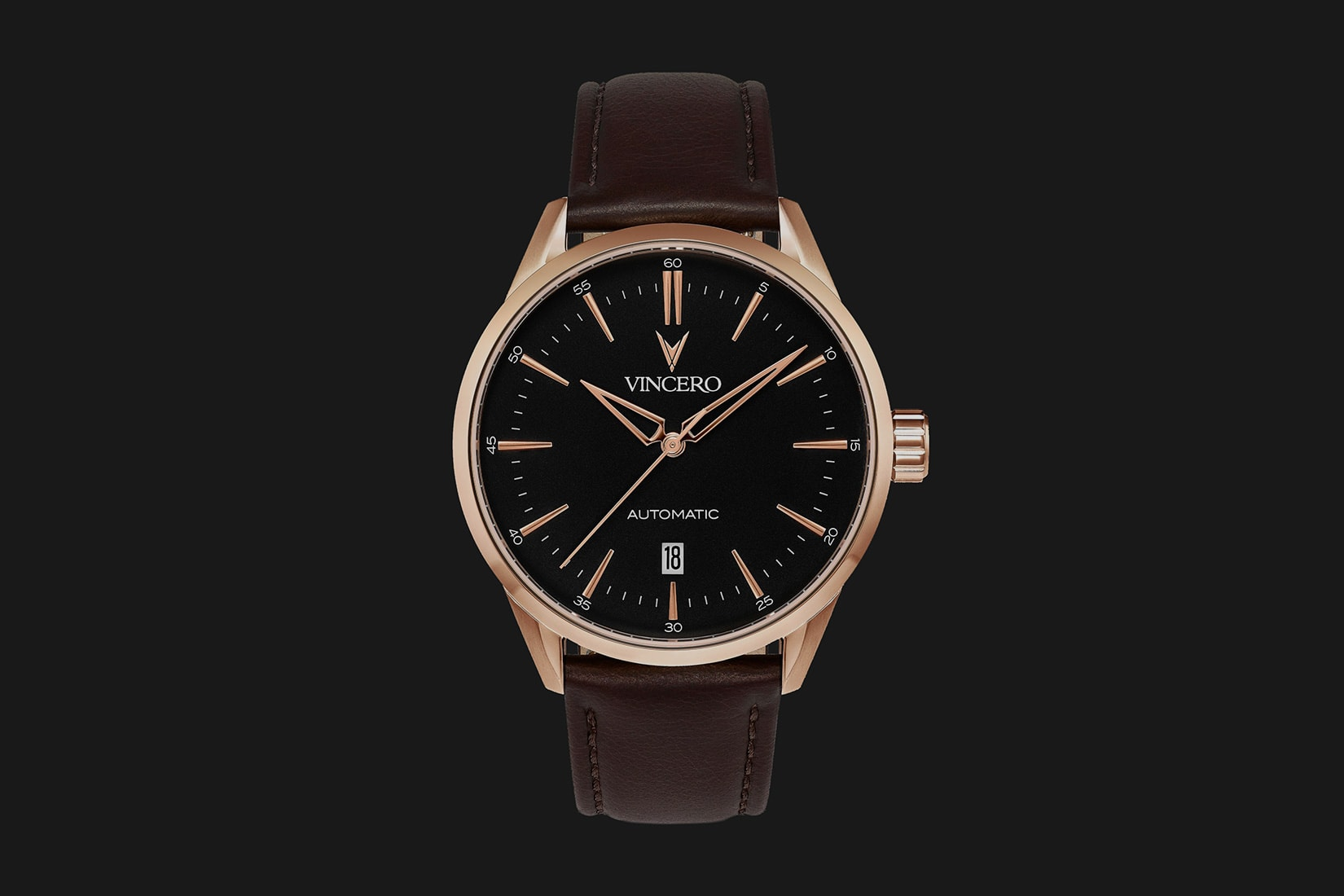 best dress watches vincero icon automatic review luxe