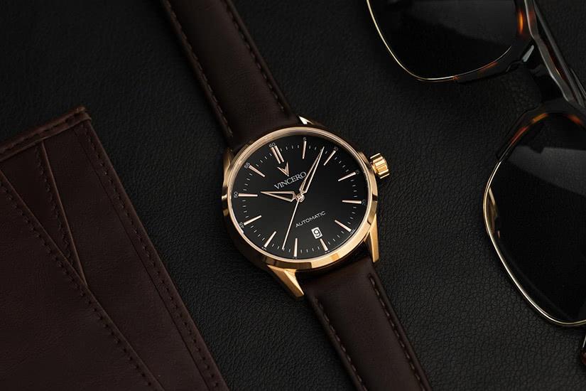 best luxury watch brands vincero - Luxe Digital