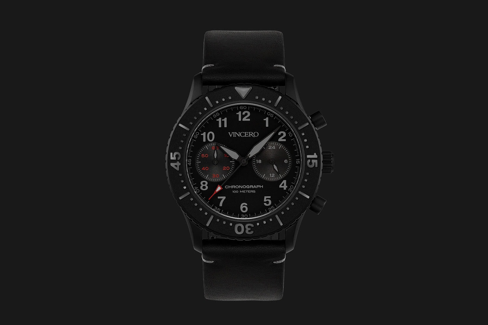 best tactical watches vincero outrider review - Luxe Digital