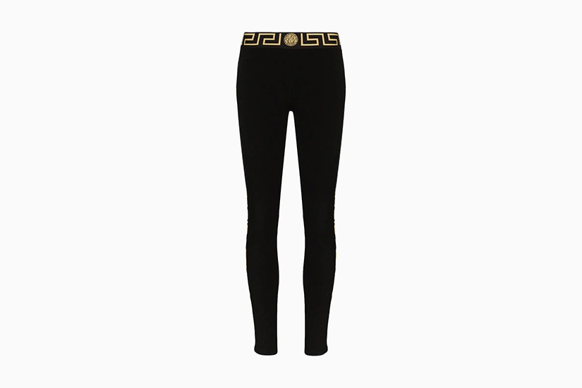 best women designer leggings versace review luxe digital
