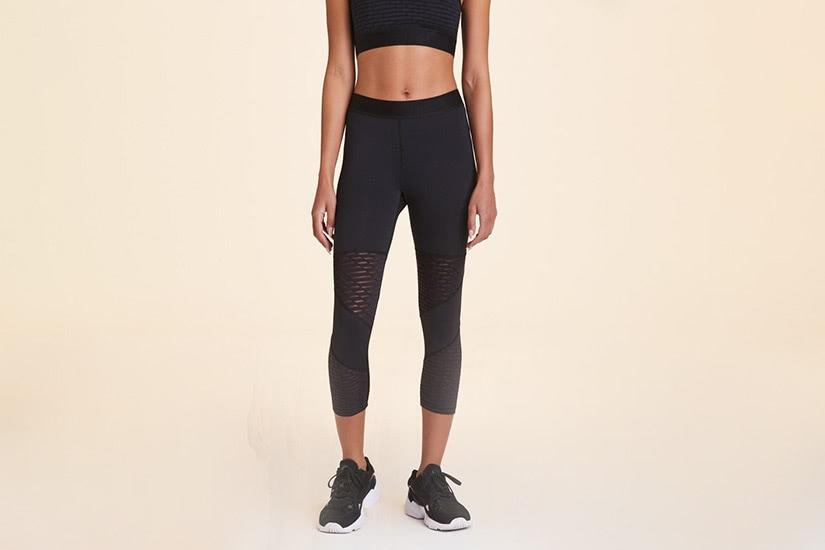 best women leggings alala horizon crop review luxe digital