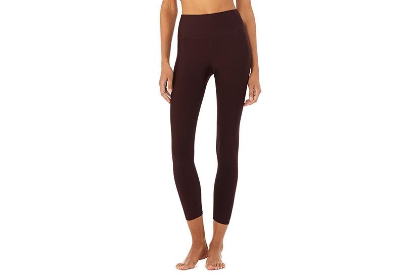 best women leggings alo yoga airlift midi legging review luxe digital