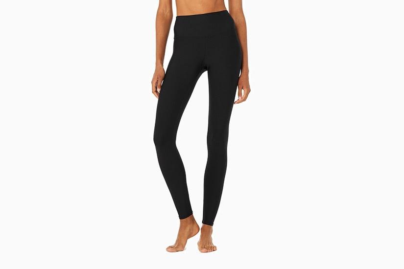 best women leggings alo yoga black legging review luxe digital