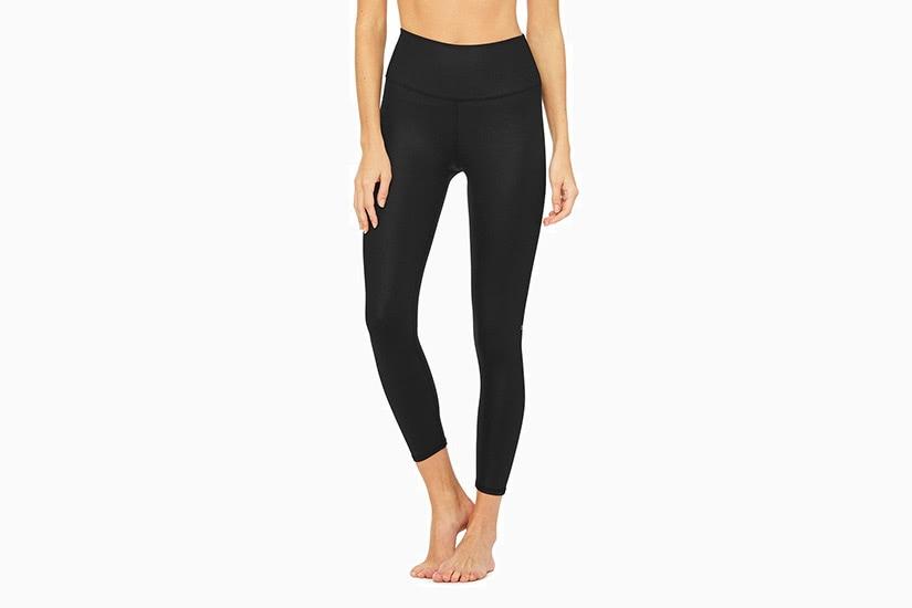 best women leggings alo yoga high waist review luxe digital