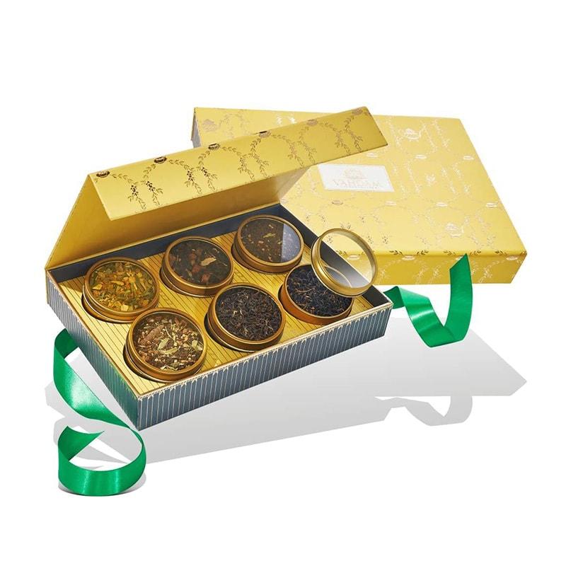 best gift women vahdam tea box set - Luxe Digital