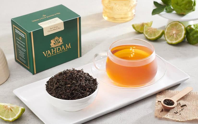best tea brands vahdam - Luxe Digital