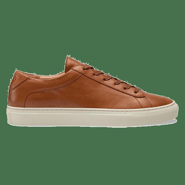 best premium men sneakers koio capri castagna lowtop - Luxe Digital