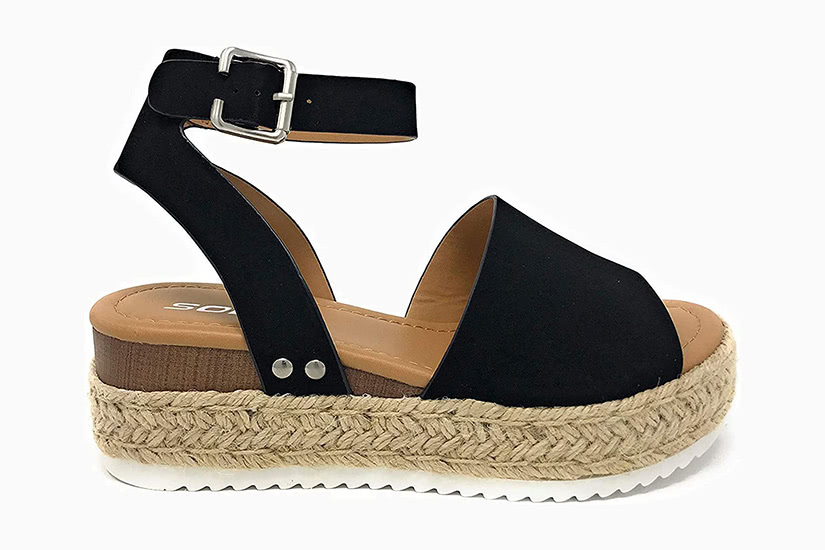 most comfortable sandals women soda valett sandal luxe digital