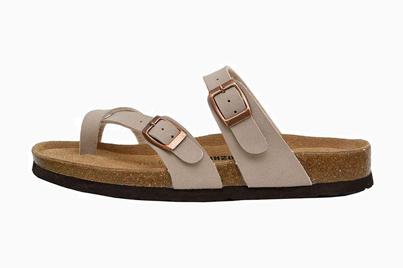 most comfortable sandals women cushionaire luna luxe digital