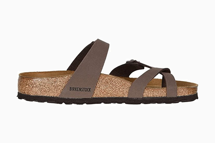 most comfortable sandals women birkenstock mayari luxe digital