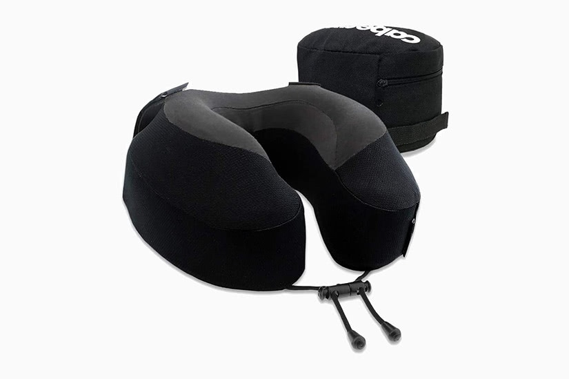 best travel pillows cabeau evolution s3 luxe digital