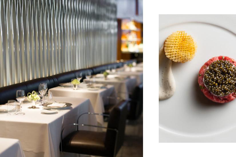 best michelin restaurant bernardin luxe digital