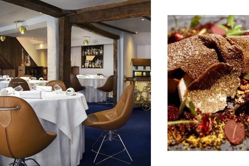 best michelin restaurant fat duck uk luxe digital