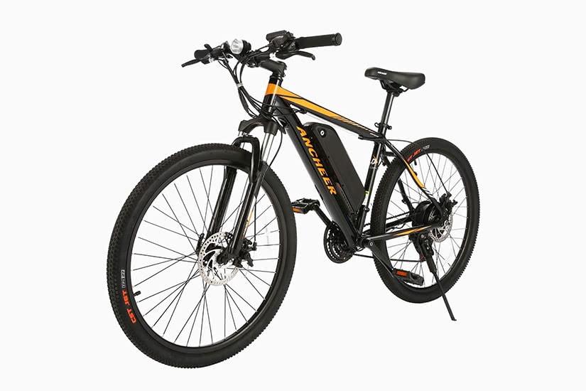 mejores bicicletas eléctricas bicicletas ANCHEER 20MPH Ebike review - Luxe Digital