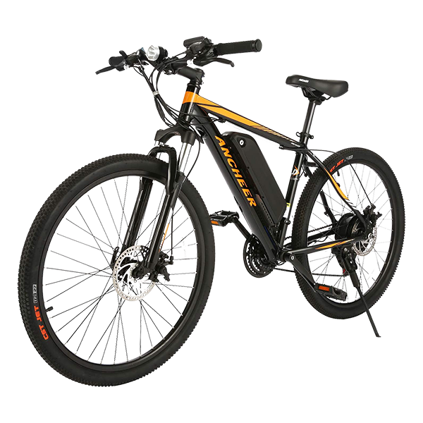 best electric bikes bicycles ANCHEER 20MPH Ebike review - Luxe Digital