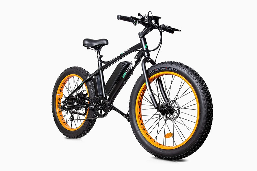 best electric bikes bicycles beach tires ECOTRIC 26 review - Luxe Digital
