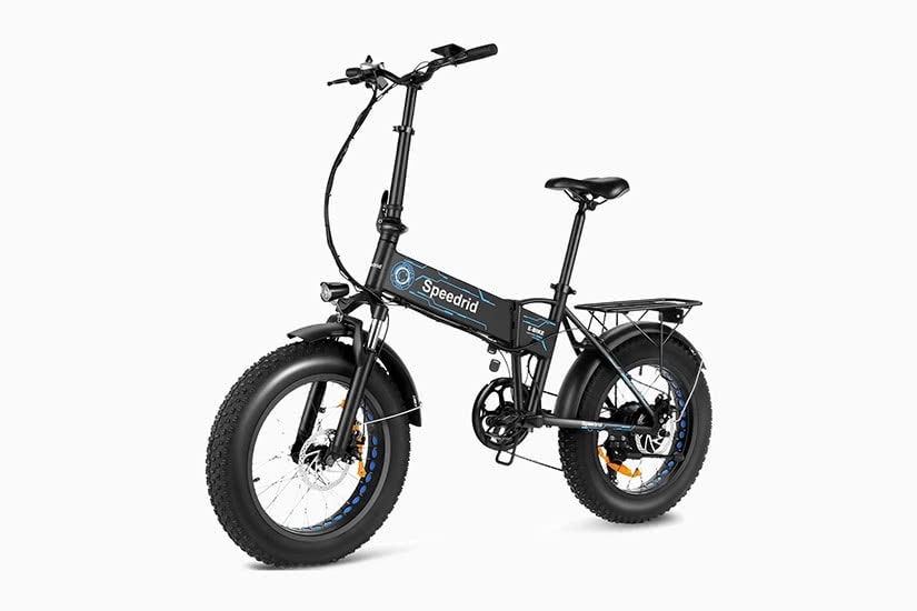 best electric bikes bicycles commuting Speedrid folding ebike review - Luxe Digital