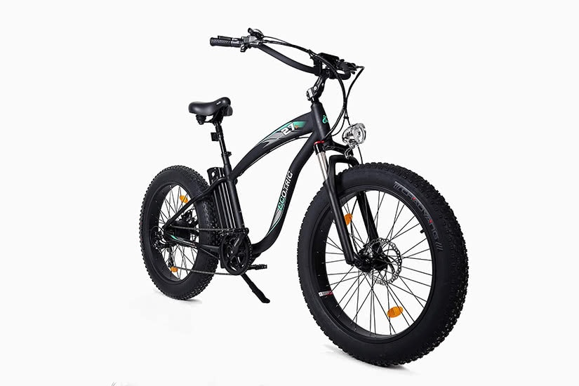 best electric bikes bicycles ECOTRIC snow ebike review - Luxe Digital
