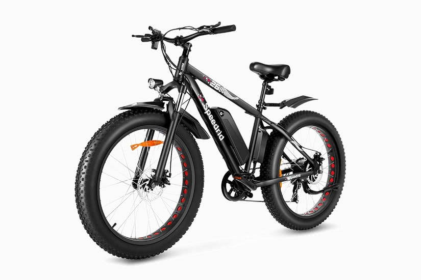 best electric bikes bicycles fat tires Speedrid fatbike review - Luxe Digital
