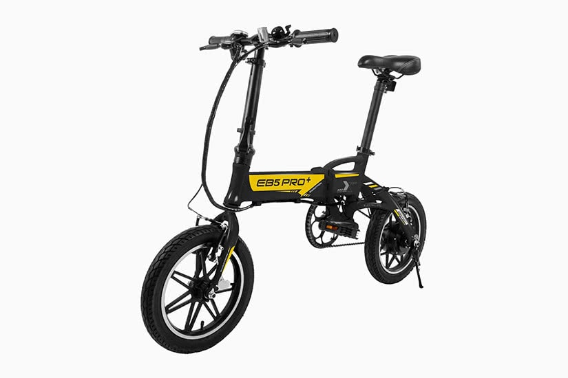 best electric bikes bicycles foldable SWAGTRON Swagcycle EB5 review - Luxe Digital
