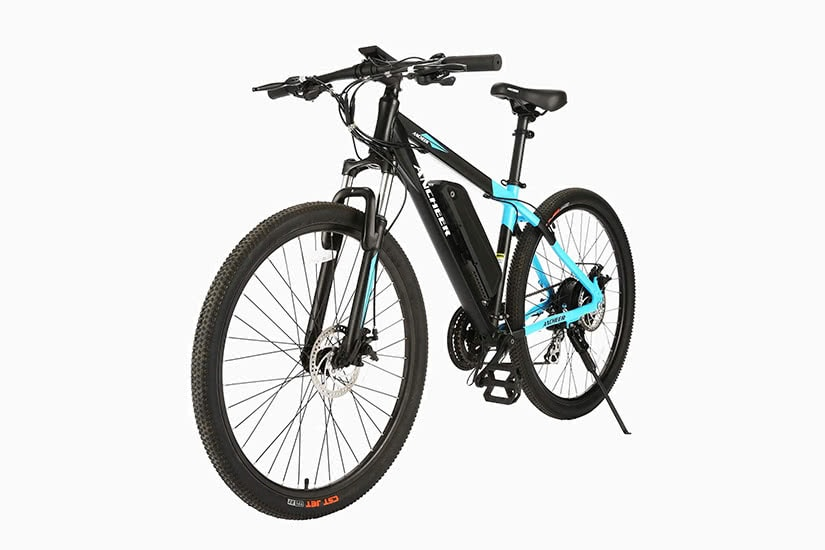 best electric bikes bicycles hybrid ANCHEER 27.5 review - Luxe Digital