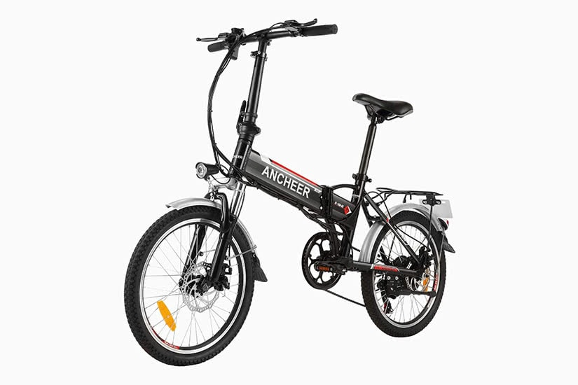 best electric bikes bicycles lightweight ANCHEER review - Luxe Digital