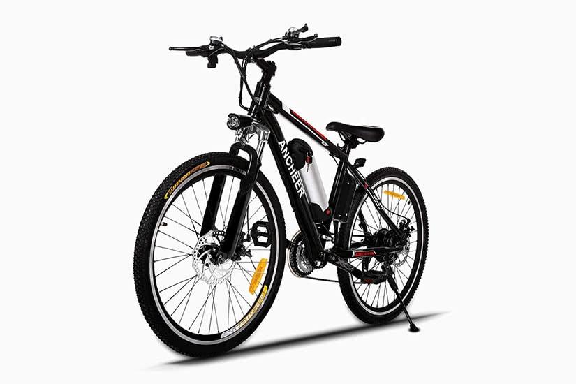 Las mejores bicicletas eléctricas valoran la revisión de ANCHEER 26 - Luxe Digital